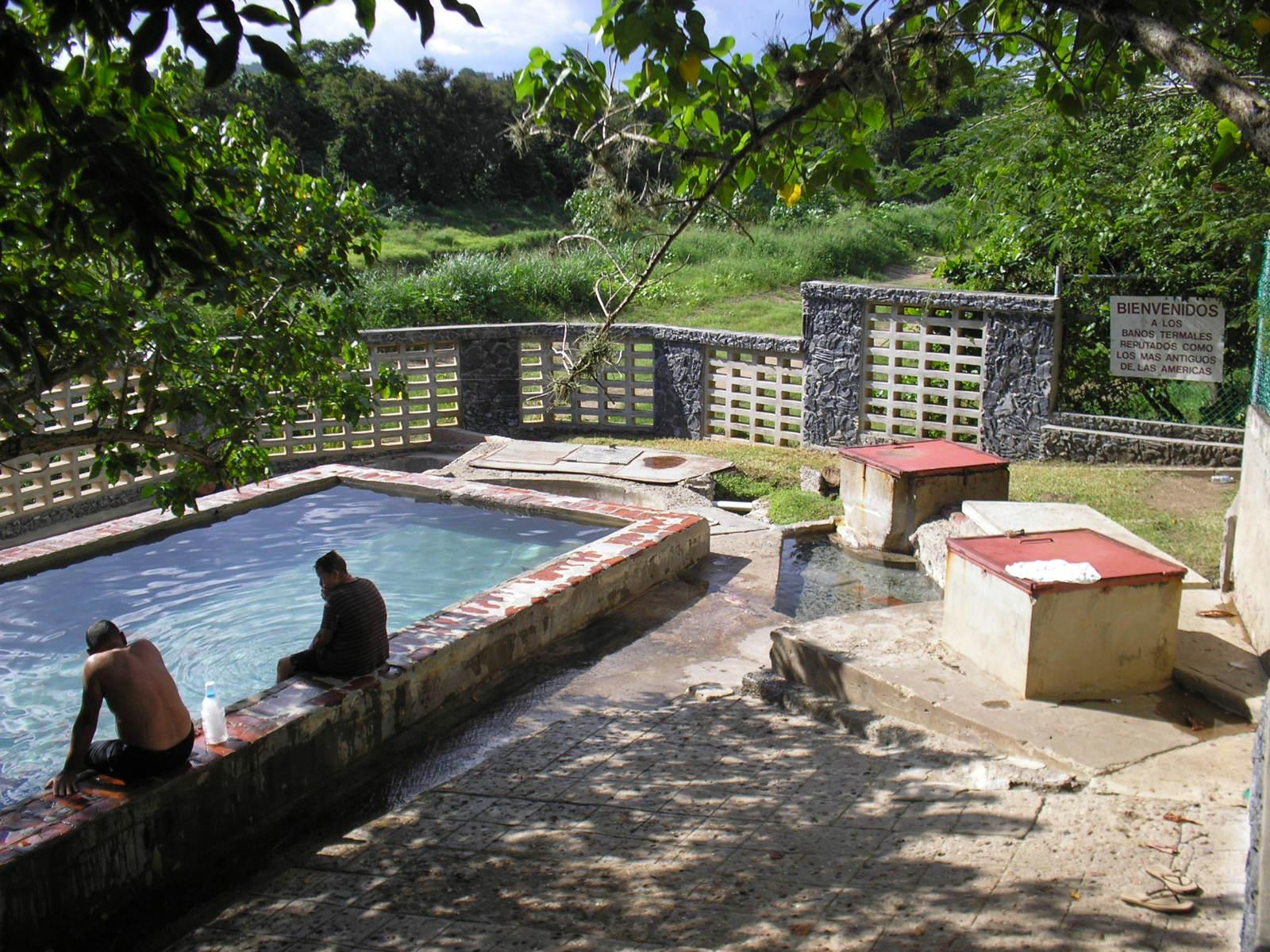 Extractores De Baño Puerto Rico:Baños de Coamo Hotel